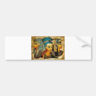 Egipto antiguo 3 pegatina de parachoque