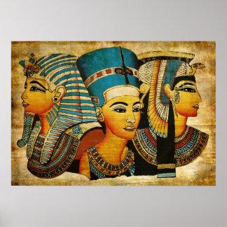 Egipto antiguo 3 póster