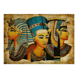 Egipto antiguo 3 posters