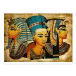 Egipto antiguo 3 tarjeta postal