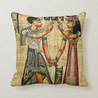 Egipto antiguo 5 cojín decorativo