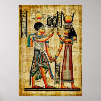 Egipto antiguo 5 póster