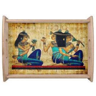 Egipto antiguo 6 bandeja