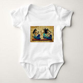 Egipto antiguo 6 body para bebé