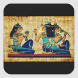 Egipto antiguo 6 colcomania cuadrada