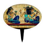 Egipto antiguo 6 decoraciones de tartas