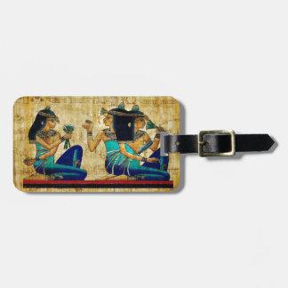 Egipto antiguo 6 etiquetas bolsas
