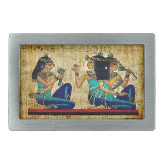 Egipto antiguo 6 hebilla de cinturon rectangular