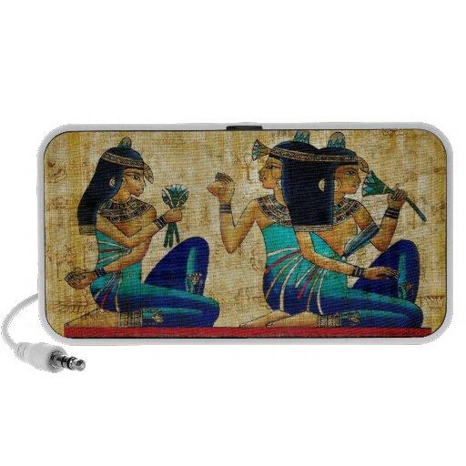 Egipto antiguo 6 iPhone altavoz