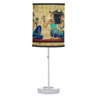 Egipto antiguo 6 lámpara de mesilla de noche