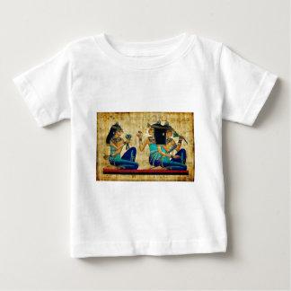 Egipto antiguo 6 playera de bebé
