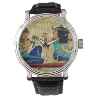 Egipto antiguo 6 relojes