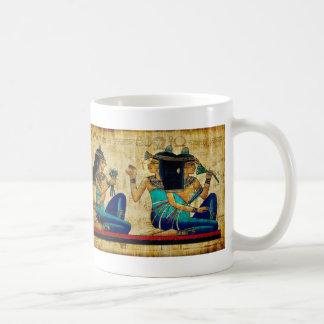 Egipto antiguo 6 taza de café
