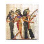 Egipto antiguo 7 bloc de papel