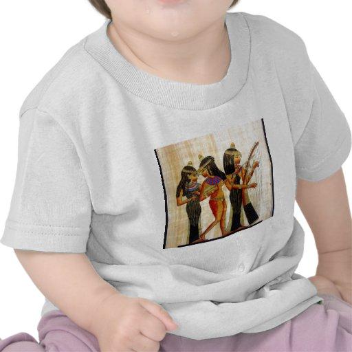 Egipto antiguo 7 camisetas
