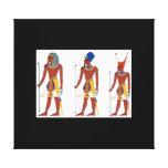 Egipto antiguo el pharaoh vol. 7 lona estirada galerías