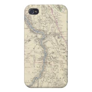 Egipto, Arabia Petraea, Nubia iPhone 4 Cobertura