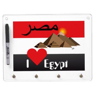 Egipto - Egypt dueño de llave y espiga