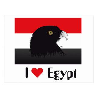 Egipto - Egypt tarjeta postal