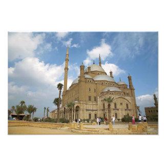Egipto, El Cairo, ciudadela, Mohamed Ali Mosque 2 Foto