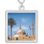 Egipto, El Cairo, ciudadela, Mohamed Ali Mosque Pendientes