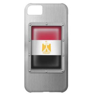 Egipto en acero inoxidable funda iPhone 5C