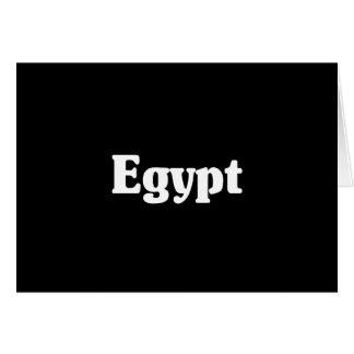 Egipto Felicitación