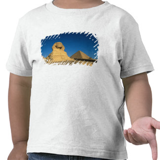 Egipto, Giza, la esfinge, viejo reino, la UNESCO Camisetas