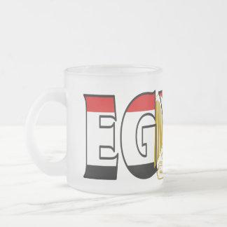 Egipto heló la taza