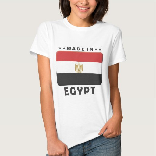 Egipto hizo poleras