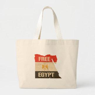 EGIPTO LIBRE BOLSAS DE MANO