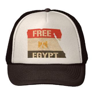 EGIPTO LIBRE GORRO