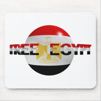 Egipto libre mouse pads