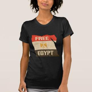 EGIPTO LIBRE CAMISETAS