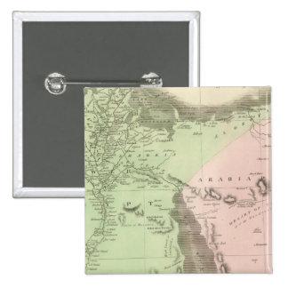 Egipto Pin Cuadrado