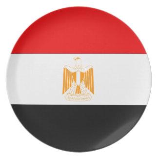 Egipto Plato Para Fiesta