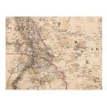 Egipto, Sudán, África 2 Tarjeta Postal