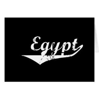 Egipto Tarjetas