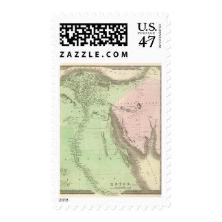Egipto Timbre Postal
