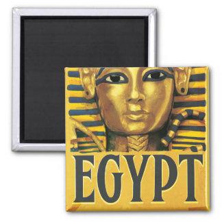 Egipto - Tutankhamun Imán Cuadrado