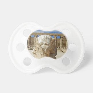 Egipto viejo chupete de bebe