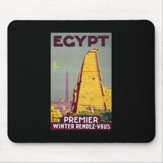 Egipto Winter primero Rendezvous Alfombrilla De Ratones