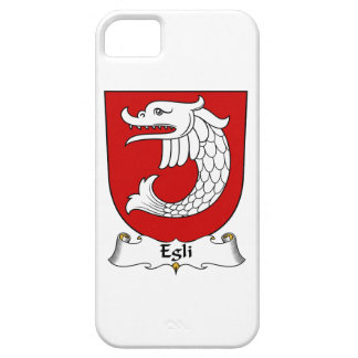 Egli Family Crest iPhone 5 Covers