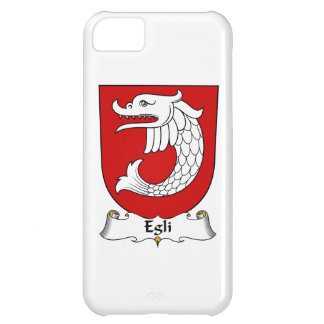 Egli Family Crest Cover For iPhone 5C
