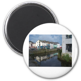Eglinton Canal 2 Inch Round Magnet