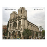 Eglise Notre Dame, Nice, Photo Ol... Post Cards