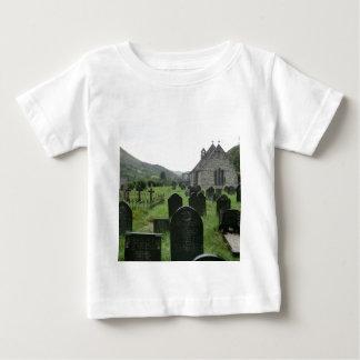 Eglwys Tydecho Sant (Llanmawddwy Parish Church) Baby T-Shirt