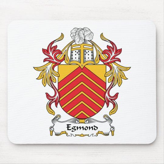 Egmond Family Crest Mouse Pad