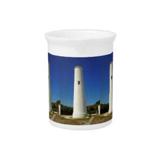Egmont Key Lighthouse Pitchers
