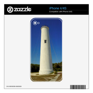 Egmont Key Lighthouse Skin For The iPhone 4